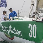 030 Up Sailing - Unis pour la planète / URSAULT POUPON Morgane -  LHOTELLIER Rémy