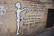 ATTACKS OF PARIS - TRIBUTE TO VICTIMS - STREET ART<br /> ©Exclusivepix Media