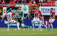 FotballFørstedivisjonTromsø IL vs HamKam27.04.2014Magnus Andersen, TromsøJonas Johansen, TromsøThomas Kind Bendiksen, Tromsø