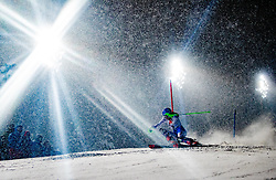 08.01.2019, Hermann Maier Weltcupstrecke, Flachau, AUT, FIS Weltcup Ski Alpin, Slalom, Damen, 1. Lauf, im Bild Petra Vlhova (SVK) // Petra Vlhova of Slovakia in action during her 1st run of ladie's Slalom of FIS ski alpine world cup at the Hermann Maier Weltcupstrecke in Flachau, Austria on 2019/01/08. EXPA Pictures © 2019, PhotoCredit: EXPA/ Johann Groder