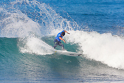Jeremy Flores of France advances directly to Round Three of the 2017 Hurley Pro Trestles after winning Heat 3 of Round One at Trestles, CA, USA.