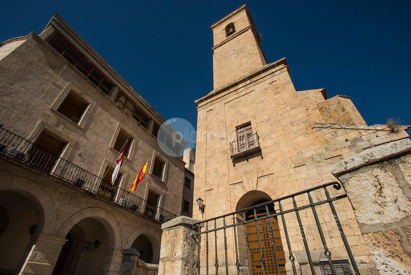 Alcalá del Júcar. La Manchuela. Albacete. España. ©Antonio Real Hurtado / PILAR REVILLA