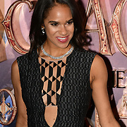 Misty Copeland attend The Nutcracker and the Four Realms - UK premiere at Vue Westfield, Westfield Shopping Centre, Ariel Way on 1st Nov 2018, London, UK.