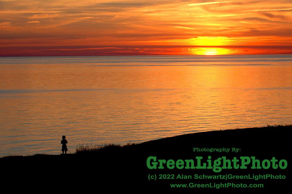Sunset in Nova Scotia. Photo by Alan Schwartz/GreenLightPhoto. Please contact GreenLightPhoto for additional information.
