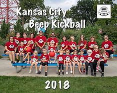 CCVI Beep Kickball 2018