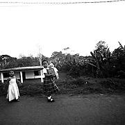 3rd february 2006.<br /> marcos in córdoba/veracruz. Coffee and sugar cane communities.