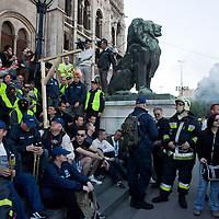 Law Enforcement Protest 2