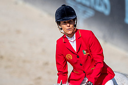DINIZ Luciana (POR), VERTIGO DU DESERT<br /> Rotterdam - Europameisterschaft Dressur, Springen und Para-Dressur 2019<br /> Impressionen am Rande<br /> Longines FEI Jumping European Championship - 1st part - speed competition against the clock<br /> 1. Runde Zeitspringen<br /> 21. August 2019<br /> © www.sportfotos-lafrentz.de/Stefan Lafrentz