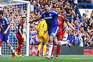 Chelsea v Swansea City 130914