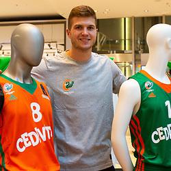 20210914: SLO, Basketball - Press conference of KK Cedevita Olimpija