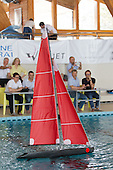 2) RC Sailing - Gstaad Pool - 05/03/16