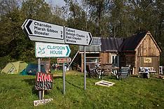 2020-10-06 Stop HS2 Calvert camp