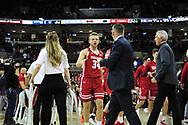 Ohio State vs. Wisconsin 2019, WISCONSIN 61, #5 OHIO STATE 57