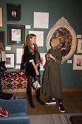 ISOBEL VOSPER HYDE, JULIA PAVLOVSKA, A  selection of items from Michael Howell's Estate  in an interiors sale at Christie's. London. September 11.
