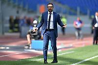 Eusebio Di Francesco, Roma coach.<br /> Roma 16-09-2018 Stadio Olimpico Football Calcio Serie A 2018/2019 AS Roma - Chievo <br /> Foto Antonietta Baldassarre / Insidefoto