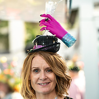 REPRO FREE<br /> Nicola Wallace from innishannon pictured at the 43nd Kinsale Gourmet Festival Mad Hatters Taste of Kinsale.<br /> Picture. John Allen