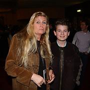 3de Voorronde Natinaal Songfestival, Pammy Boltini - de Gilde en zoon Angelo