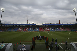 March 14, 2018 - Na - Prague, 03/14/2018 - Training of Viktoria Plzen at the Doosan Arena in the preparation of the match against Sporting, 2nd place in the last 16 of the Europa League 2017/18. Doosan Arena Stadium  (Credit Image: © Atlantico Press via ZUMA Wire)
