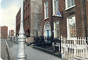 Old amateur photos of Dublin streets churches, cars, lanes, roads, shops schools, hospitals, Streetscape views are hard to come by while the quality is not always the best in this collection they do capture Dublin streets not often available and have seen a lot of change since photos were taken Store St Garda Street, Parnell St, An Oige Mountjoy Square St Vincent De Paul Gardner St and Mountjoy Sq, Fitzgibbon St Garda Station Post Office Emmett St 1863 Byrnes Place, Charles Lane,