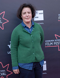 Judges photocall at Edinburgh International Film Festival<br /> <br /> Pictured: Grainne Humphreys, Film Festival Director (International Jury)