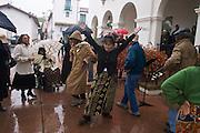 18 January 2010-Santa Barbara, CA: Martin Luther King Day Celebration, Pre-March Program and Rally at Santa Barbara City Hall, De La Guerra Plaza.  Photo by Rod Rolle