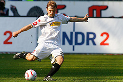 30.04.2011, AWD Arena, Hannover, GER, 1.FBL, Hannover 96 vs Borussia Moenchengladbach, im Bild Tony Jantschke (Moenchengladbach #24) .EXPA Pictures © 2011, PhotoCredit: EXPA/ nph/  Schrader       ****** out of GER / SWE / CRO  / BEL ******
