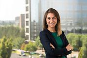 Business portrait of a marketing manager in Denver, Colorado