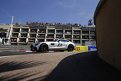 May 28, 2017 - Monte Carlo, Monaco - Motorsports: FIA Formula One World Championship 2017, Grand Prix of Monaco, .Bernd Maylaender (GER, Safety Car driver) (Credit Image: © Hoch Zwei via ZUMA Wire)