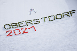 04.03.2021, Oberstdorf, GER, FIS Weltmeisterschaften Ski Nordisch, Oberstdorf 2021, Herren, Nordische Kombination, Einzelbewerb, Skisprung HS 137, im Bild Jarl Magnus Riiber (NOR) // Jarl Magnus Riiber of Norway during a trainings session for the ski Jumping HS 137 Competition of men Nordic combined Single of FIS Nordic Ski World Championships 2021 in Oberstdorf, Germany on 2021/03/04. EXPA Pictures © 2021, PhotoCredit: EXPA/ JFK