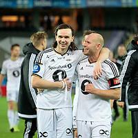 Start-Rosenborg 2015