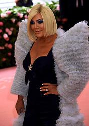 Kris Jenner attending the Metropolitan Museum of Art Costume Institute Benefit Gala 2019 in New York, USA.