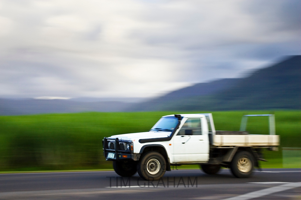 Pickup truck, Freshwater Connection, Australia