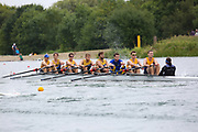 Race: 77  8+ (Band 2)  Heat 1<br /> <br /> Peterborough Summer Regatta 2018 - Sunday<br /> <br /> To purchase this photo, or to see pricing information for Prints and Downloads, click the blue 'Add to Cart' button at the top-right of the page.