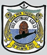 USS Kittiwake Patch