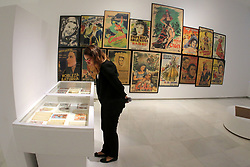 October 10, 2018 - The Episcopal Palace, in its exhibition space Ars Malaga, and hand of the City of Malaga, hosts until December 9 the exhibition 'Argentine Empire: look at a myth', which will delve into the ''revolutionary figure'' of the artist The objects that make up the show have been grouped by concepts and have been divided into different themes, according to the views that are made to his legacy: 'Visions on Empire' (poems, portraits, paintings by great artists such as Manuel Alcántara, Alberto Pemán, León Felipe, etc.); 'Filmography', movie posters; 'An empire for political leaders', with objects, correspondence and photographs; 'The feminist empire', 'The legends', as well as a tour of the artistic milestones through objects of their clothing, their photographic album, recognitions and awards as well as their relationship with other divas, among other aspects  (Credit Image: © Lorenzo Carnero/ZUMA Wire)