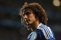 20120327: LISBON, PORTUGAL - Champions League 2011/2012 - Quarter-finals, First leg: SL Benfica vs Chelsea.<br /> In picture: Chelsea's David Luiz, from Brazil.<br /> PHOTO: Alvaro Isidoro/CITYFILES