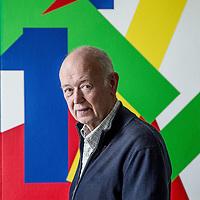 Nederland, Utrecht, 22 september 2016.<br />Kunstverzamelaar Pieter Doensen.<br /><br /><br /><br />Foto: Jean-Pierre Jans