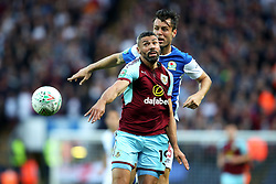 - Mandatory by-line: Matt McNulty/JMP - 23/08/2017 - FOOTBALL - Ewood Park - Blackburn, England - Blackburn Rovers v Burnley - Carabao Cup - Second Round