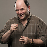 Jason Alexander, actor famous for being on Seinfeld works with UVU Students in the Theater Arts Department on the campus of Utah Valley University in Orem, Utah Monday Dec. 9, 2013. (August Miller)