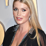 Lady Kitty Spencer attend A Star Is Born UK Premiere at Vue Cinemas, Leicester Square, London, UK 27 September 2018.