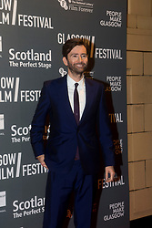 David Tennant attends the World Premiere of Mad To Be Normal, the closing gala of the Glasgow Film Festival, held at the GFT.