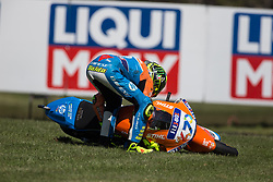 October 28, 2018 - Melbourne, Victoria, AUSTRALIE - LORENZO BALDASSARI - ITALIAN - PONS HP40 - KALEX (Credit Image: © Panoramic via ZUMA Press)