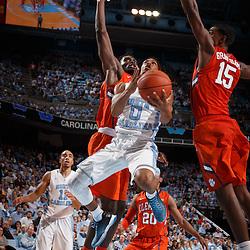 2015-12-30 Clemson at North Carolina Tar Heels basketball