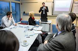 BNI Mostovi, on January 23, 2019, in GZS, Ljubljana, Slovenia. Photo by Vid Ponikvar / Sportida