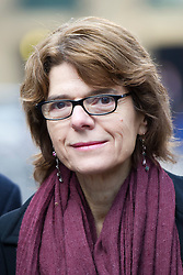 © London News Pictures. 13/02/2013 . London, UK.  Vicky Pryce arriving at Southwark Crown Court on February 13, 2013 where the jury is expected to go out to consider a verdict in the trial of Vicky Pryce for perverting the course of justice. Vicky Pryce has admitted  accepting penalty points incurred by her former husband and disgraced MP Chris Huhne in 2003. Photo credit : Ben Cawthra/LNP
