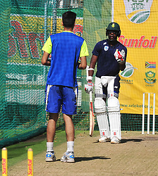 Cape Town-180321 Proteas fast bowler Kagiso Rabada  during a practice session at Newlands cricket stadium.The Proteas will play their third test against Australia this weekend .Photograph:Phando Jikelo/African News Agency/ANA