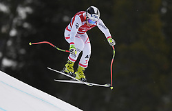 30.11.2017, Lake Louise, CAN, FIS Weltcup Ski Alpin, Lake Louise, Abfahrt, Damen, 3. Training, im Bild Nicole Schmidhofer (AUT) // Nicole Schmidhofer of Austria in action during the 3rd practice run of ladie's Downhill of FIS Ski Alpine World Cup at the Lake Louise, Canada on 2017/11/30. EXPA Pictures © 2017, PhotoCredit: EXPA/ SM<br /> <br /> *****ATTENTION - OUT of GER*****