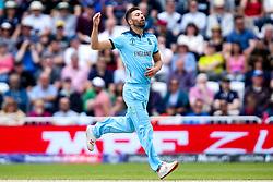 Mark Wood of England cuts a frustrated figure - Mandatory by-line: Robbie Stephenson/JMP - 03/06/2019 - CRICKET - Trent Bridge - Nottingham, England - England v Pakistan - ICC Cricket World Cup 2019 Group Stage