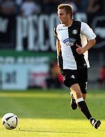 Fotball<br /> Østerrike 2009/2010<br /> Foto: Gepa/Digitalsport<br /> NORWAY ONLY<br /> <br /> 16.07.2009<br /> <br /> UEFA Europa League Qualifikation, SK Sturm Graz vs NK Siroki Brijeg. Bild zeigt Jakob Jantscher (Sturm)