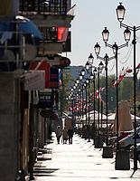 03.05.2012 Bialystok N/z widok ulicy Lipowej w kierunku deptaka przy Rynku Kosciuszki fot Michal Kosc / AGENCJA WSCHOD